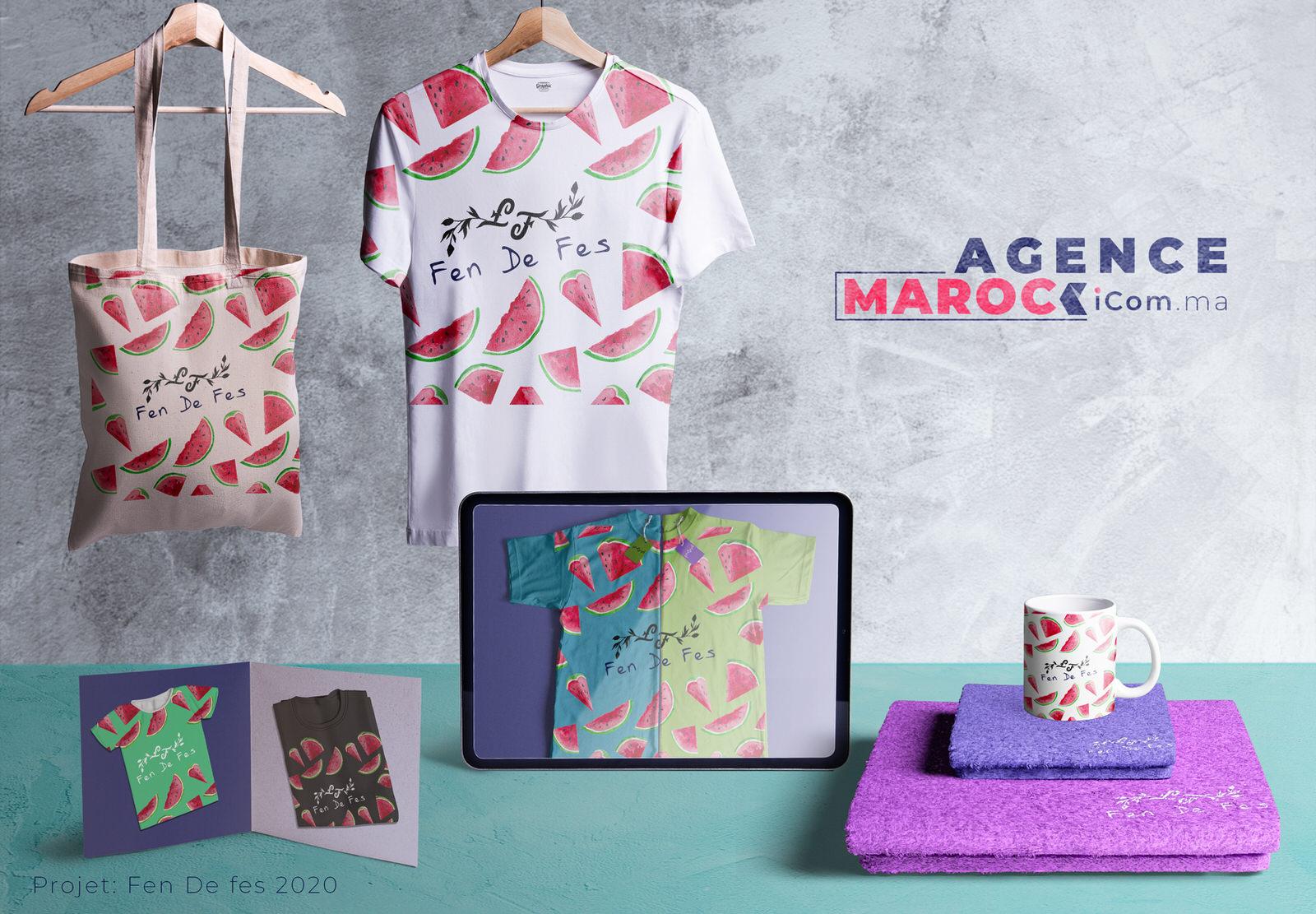 fen de fes projet 2020 agence de communication casablanca maroc - Création de Logo - Graphiste Pro - Agence iCom